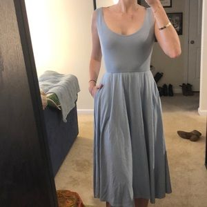Reformation Dresses - Reformation Rou Dress with Pockets- small